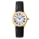 Ronde Solo 29mm Yellow Gold & Steel (W6700355)