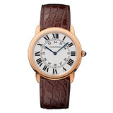 ​Ronde Solo 36mm Rose Gold & Steel (W6701008)