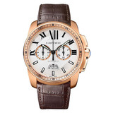 ​Calibre Chronograph Rose Gold (W7100044)