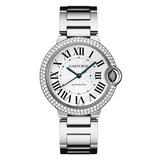 Ballon Bleu 36mm White Gold & Diamond (WE9006Z3)