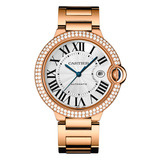 Ballon Bleu 42mm Rose Gold & Diamond (WE9008Z3)