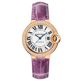 ​Ballon Bleu 33mm Rose Gold & Diamond (WE902036)