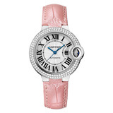 ​Ballon Bleu 33mm White Gold & Diamond (WE902037)