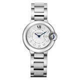 Ballon Bleu 28mm Steel (WE902073)