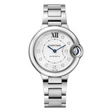Ballon Bleu 33mm Steel (WE902074)