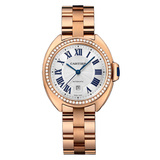 Clé 31mm Rose Gold & Diamond (WJCL0003)