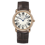 Ronde Louis Cartier Rose Gold & Diamond (WR000651)