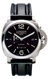 Luminor 1950 8 Days GMT