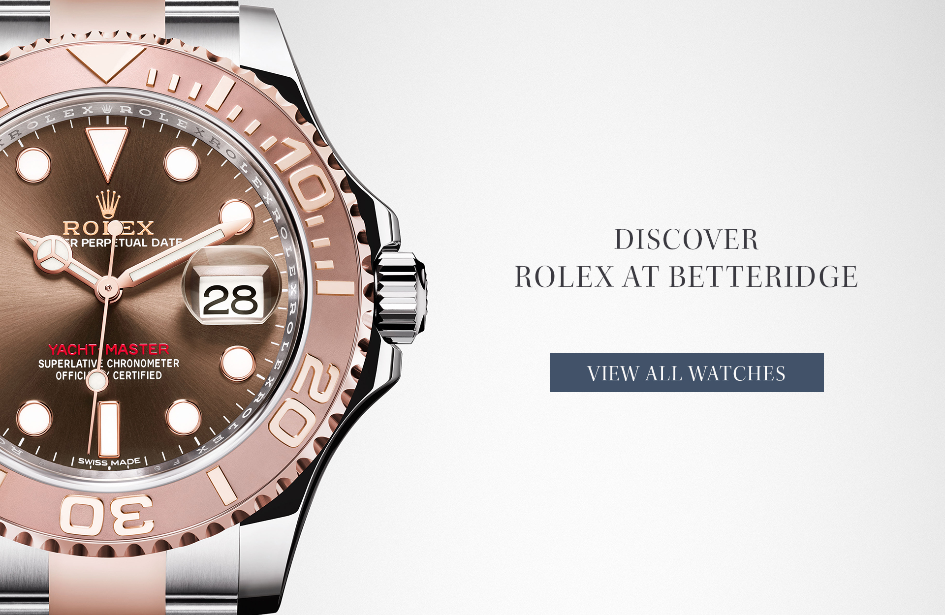 Rolex Watches at Betteridge