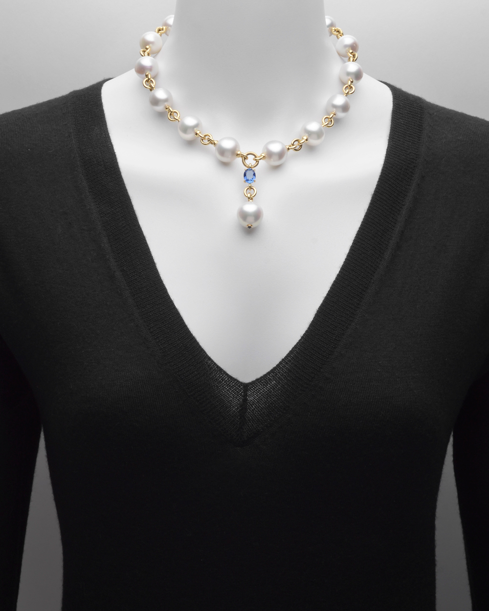 carat pearls necklace at heat ceylon sapphire diamond gold pin no cartier pearl