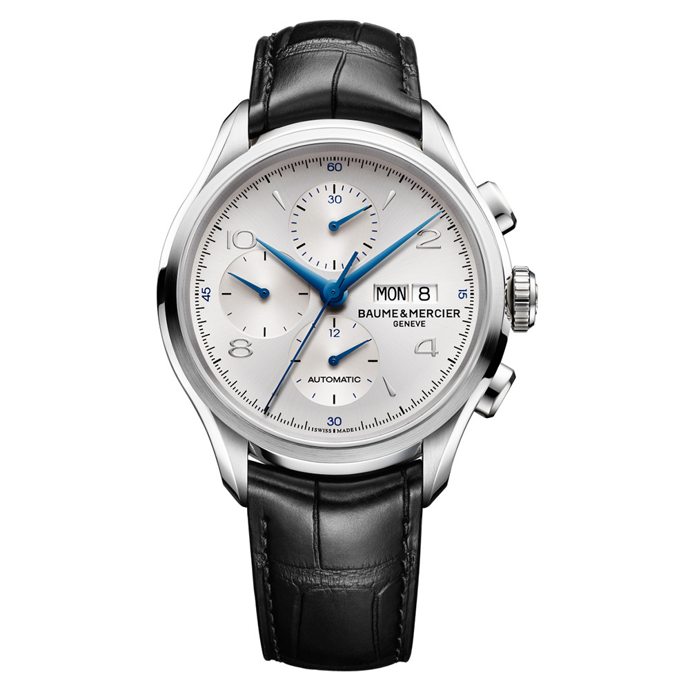 Clifton Chronograph 43mm Steel (10123)