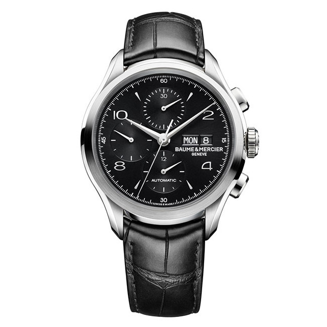 Clifton Chronograph 43mm Steel (10211)