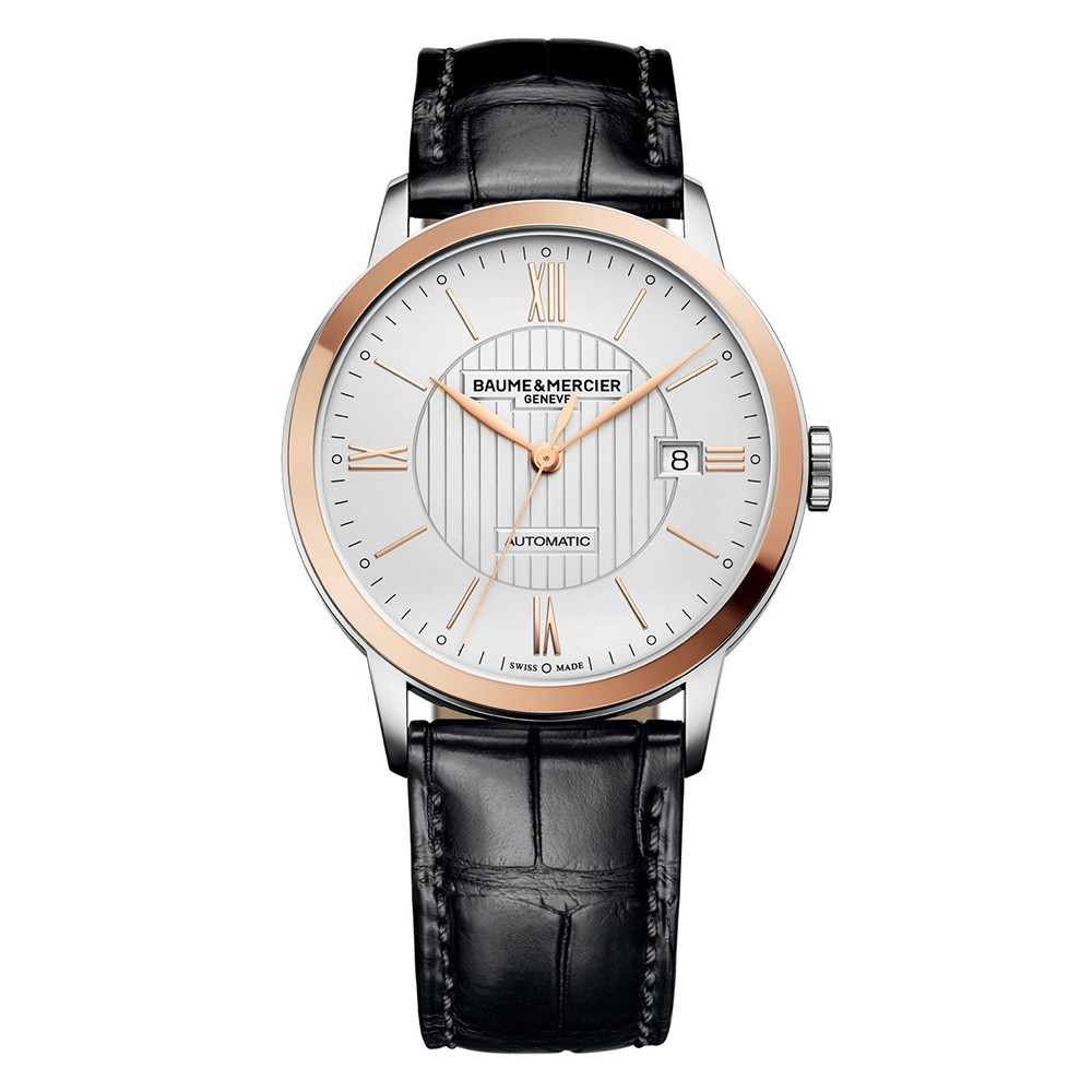 Classima 40mm Steel & Rose Gold (10216)