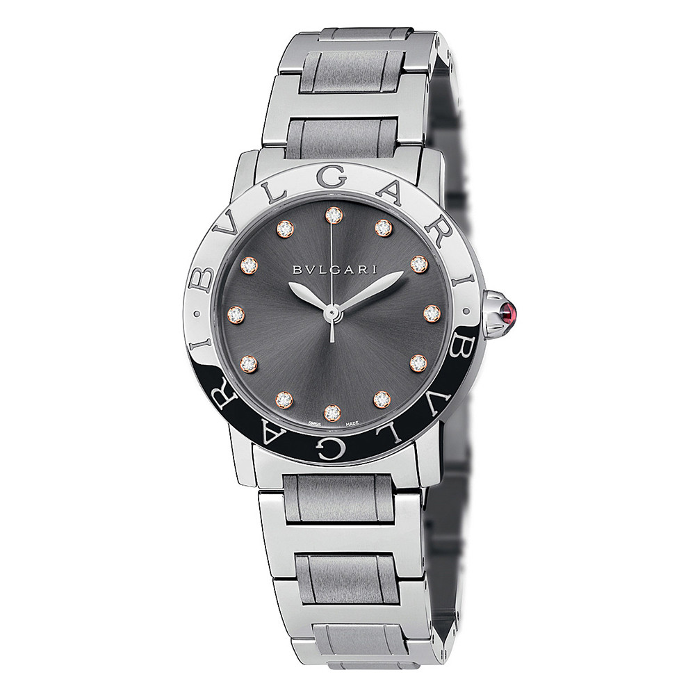 Bvlgari-Bvlgari 33mm Steel (102567)