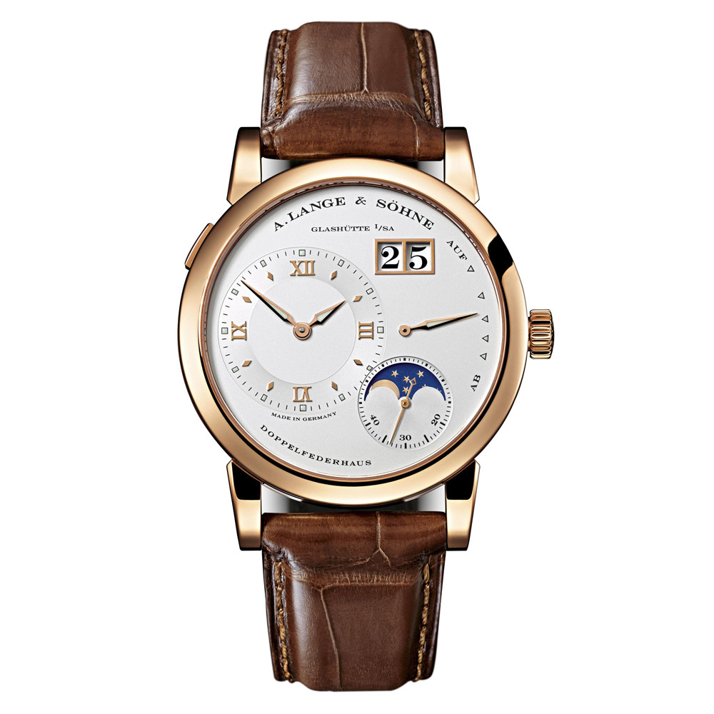 Lange 1 Moonphase Rose Gold (109.032G)
