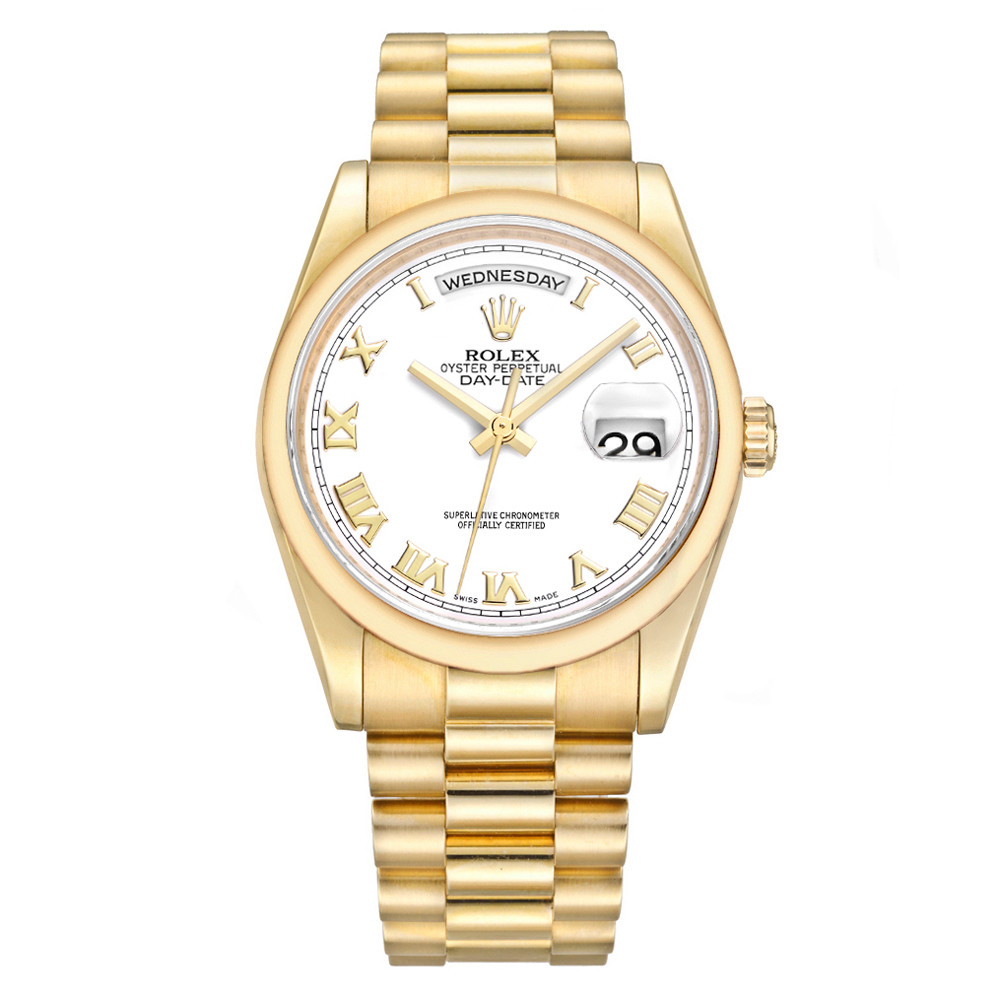 Day-Date Yellow Gold (118208)