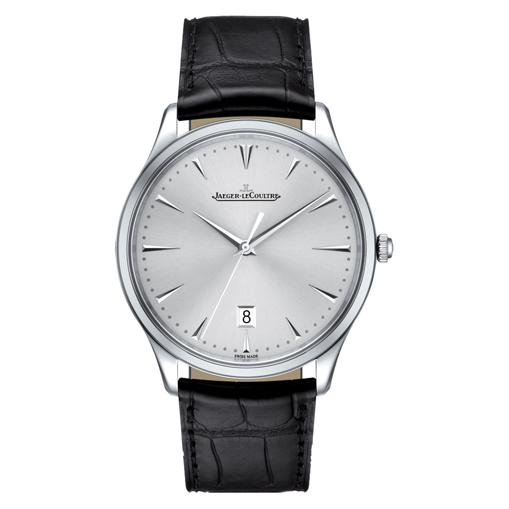Master Grande Ultra-Thin Date Steel (1358420)