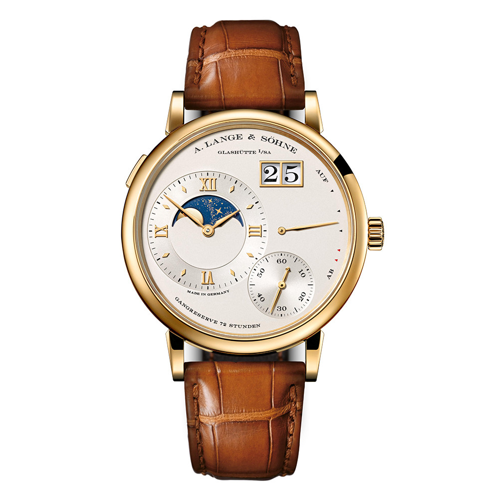 Grand Lange 1 Moon Phase Yellow Gold (139.021)