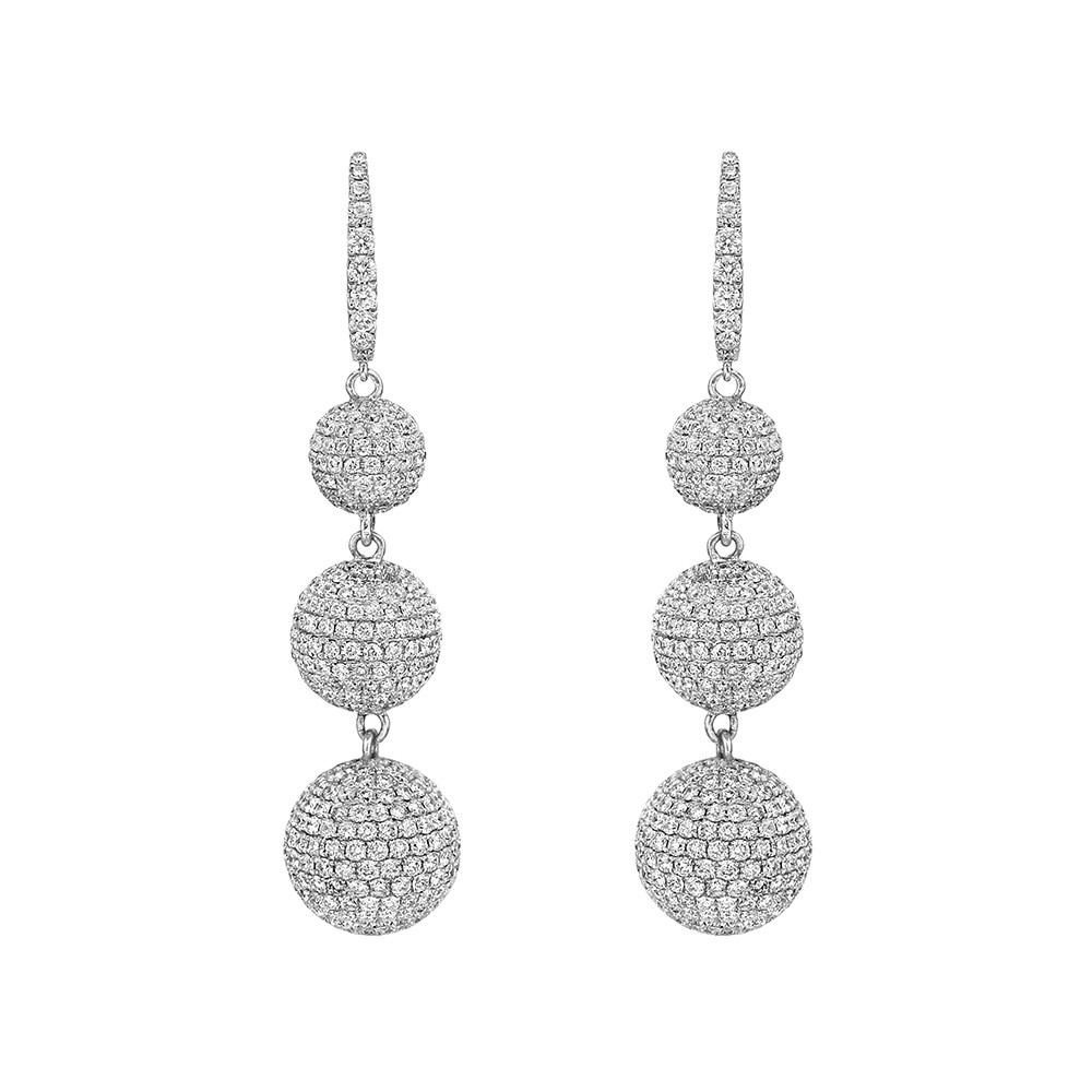 diamond necklace ball products bechristensen brp
