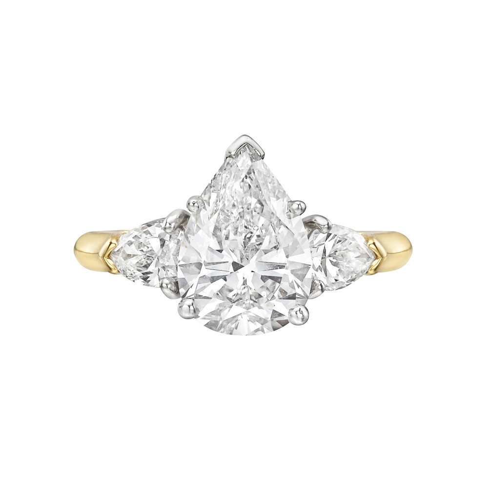 Estate 214 Carat Pearshaped Diamond Engagement Ring. Classic Timeless Engagement Rings. Star Hollywood Engagement Rings. Western Engagement Rings. Purseforum Rings. Jareds Engagement Rings. Opal Side Stone Engagement Rings. Elongated Rings. Woman Rectangle Rings