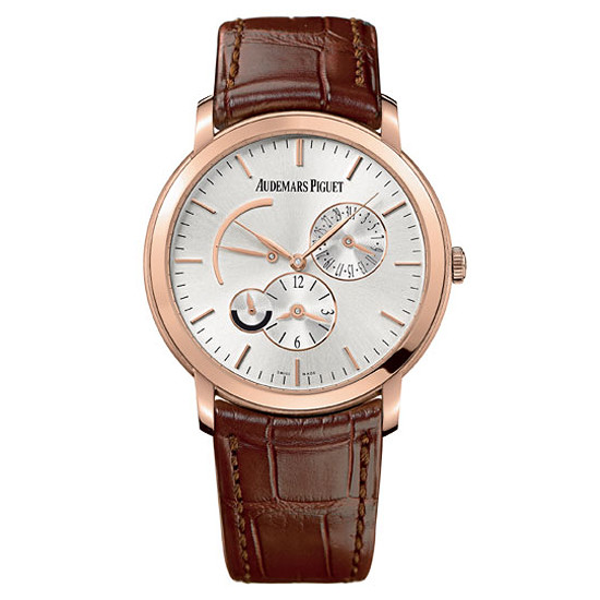 Jules Audemars Dual Time Rose Gold (26380OR.OO.D088CR.01)