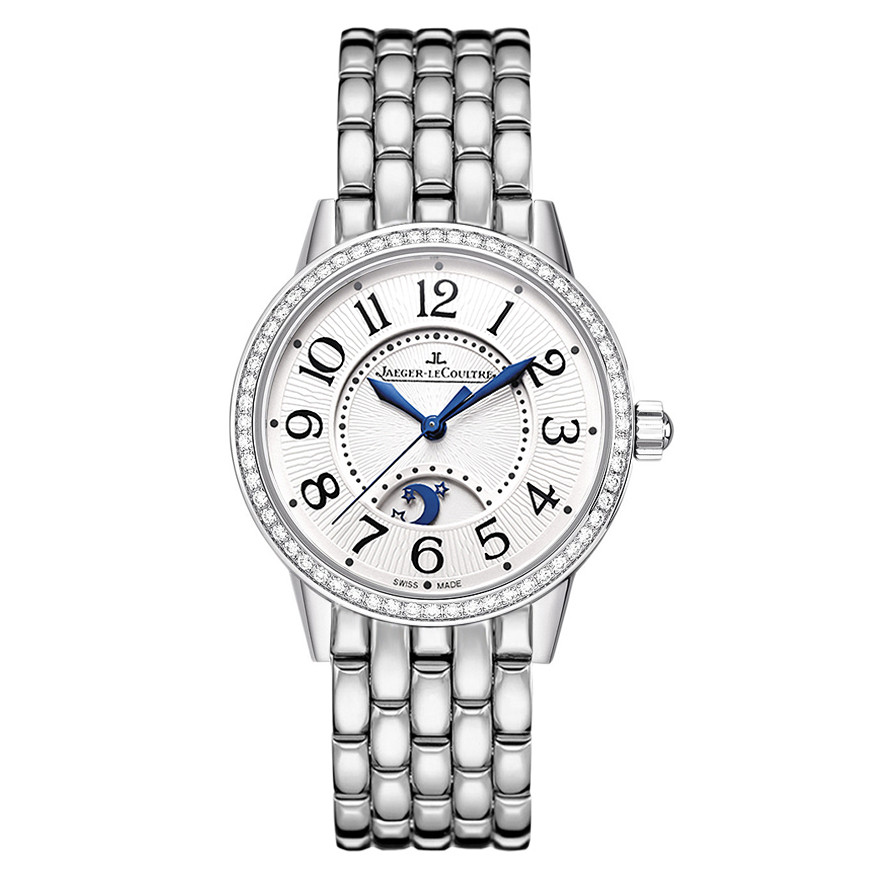 Rendez-Vous Night & Day Small Steel & Diamonds (3468121)