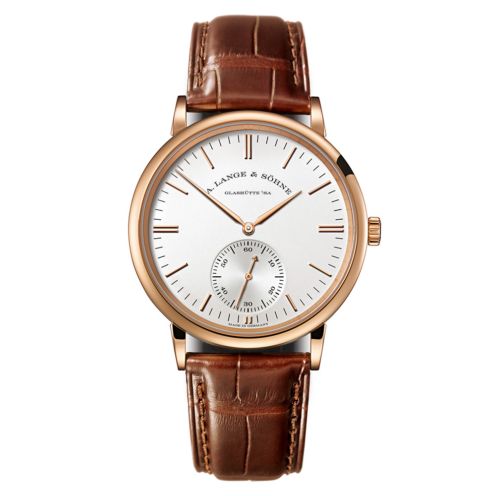 Saxonia Automatic Rose Gold (380.033)