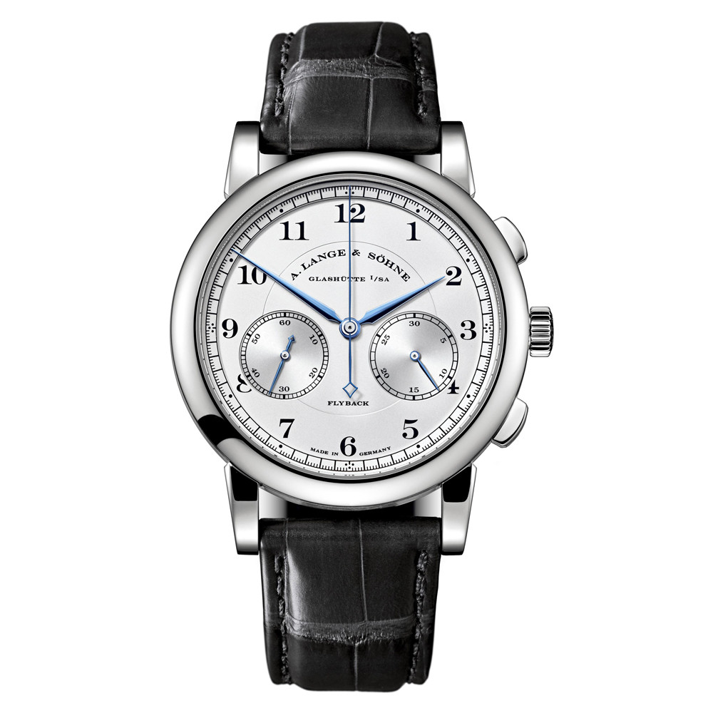 1815 Chronograph White Gold (402.026)