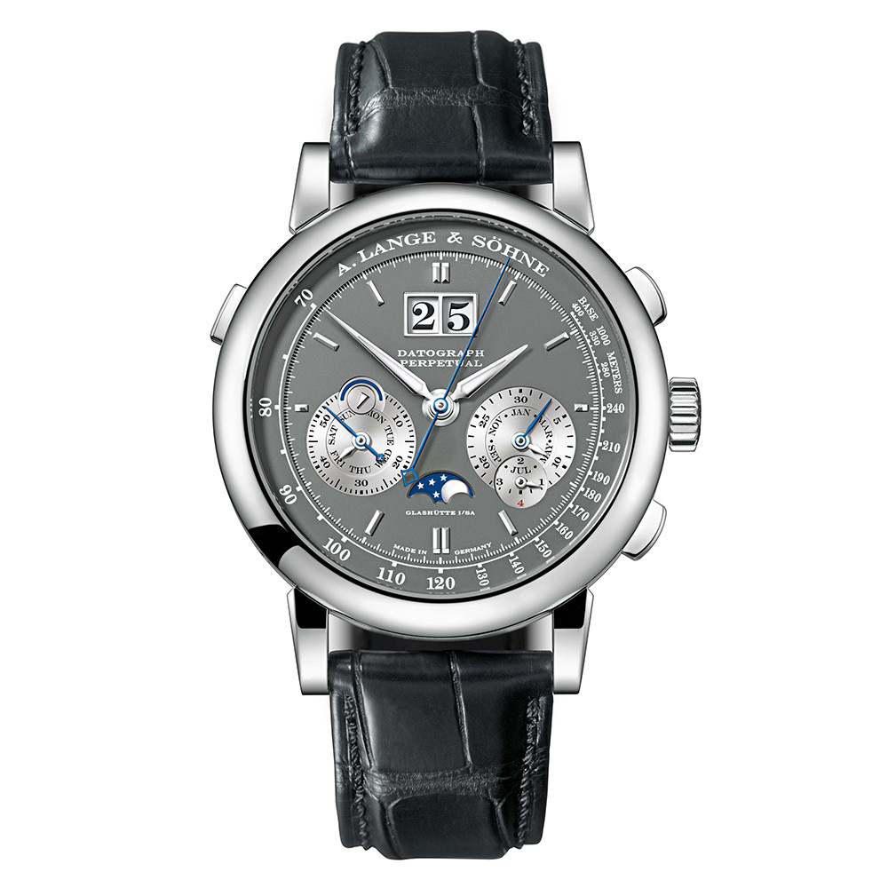 Datograph Perpetual White Gold (410.038)