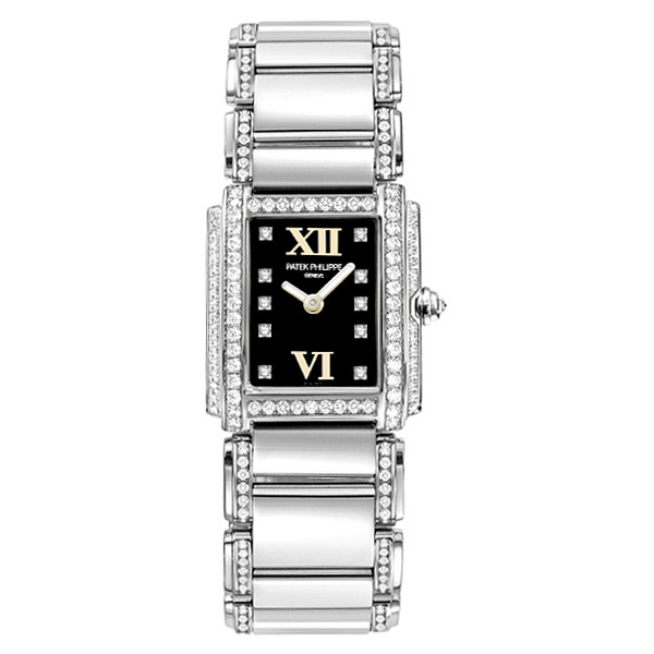 Ladies' Twenty-4 White Gold & Diamonds (4908/200G)