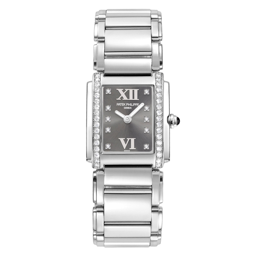 Ladies' Twenty-4 Steel (4910/10A-010)