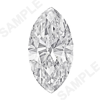 5.06 Carat Marquise Brilliant-Cut Loose Diamond (D/VVS1)