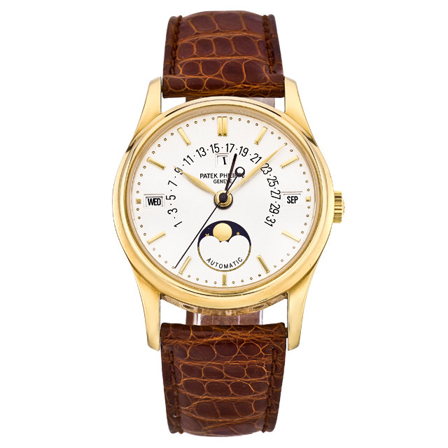Perpetual Calendar Yellow Gold (5050J)
