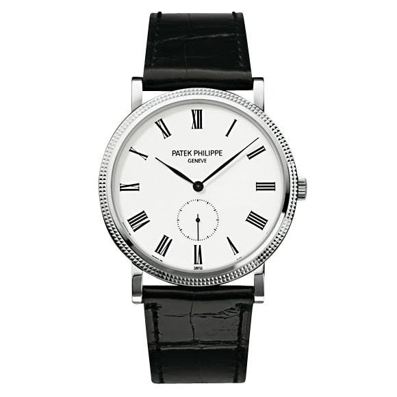 Calatrava White Gold (5119G-001)
