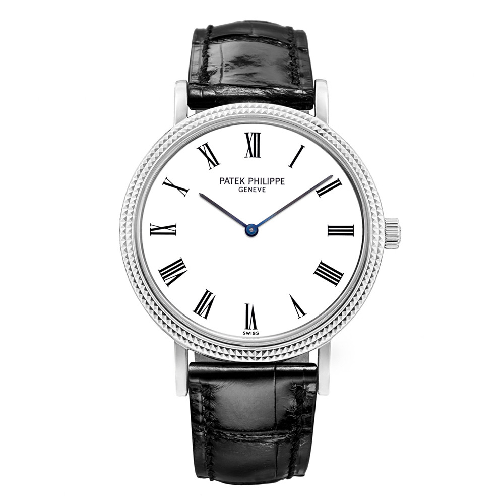 Calatrava White Gold (5120G-001)