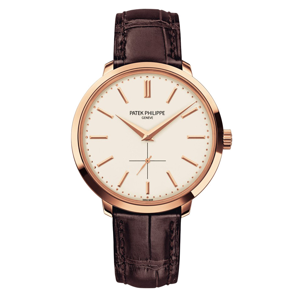 ​Calatrava Rose Gold (5123R-001)