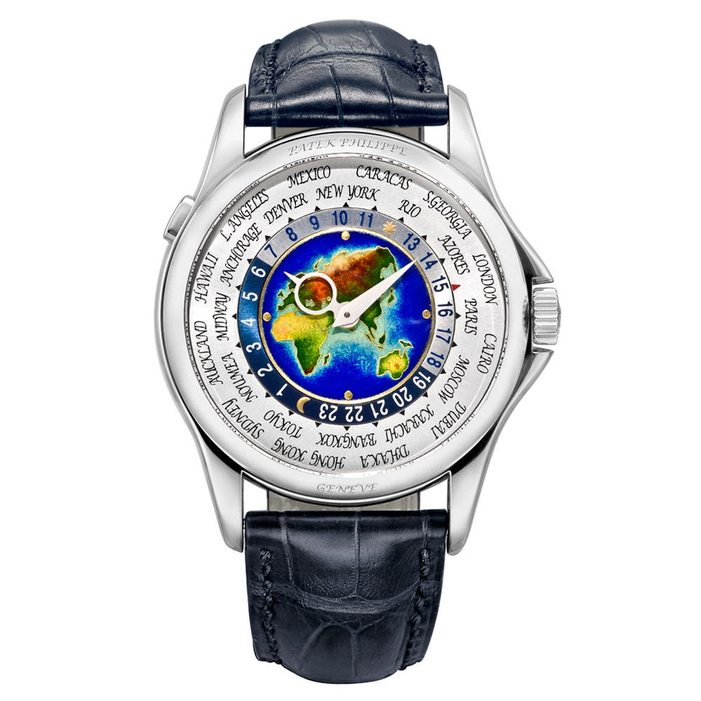 World Time White Gold (5131G-001)
