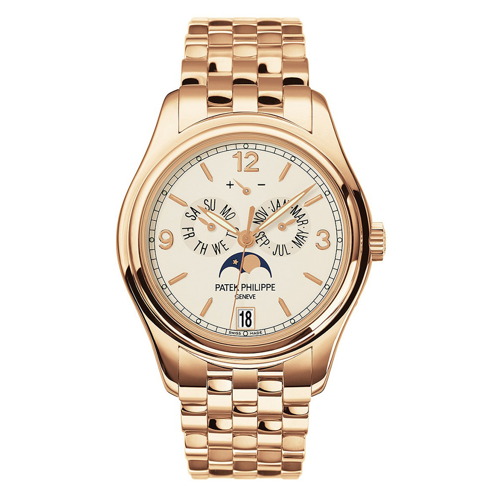 Annual Calendar Rose Gold (5146/1R-001)