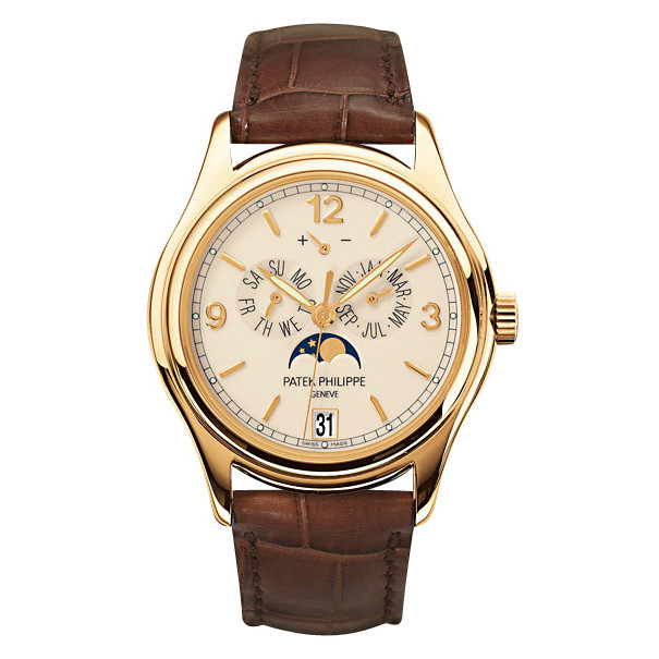 Annual Calendar Yellow Gold (5146J-001)