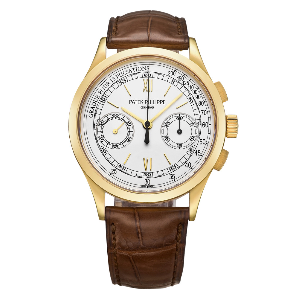 Chronograph Yellow Gold (5170J-001)