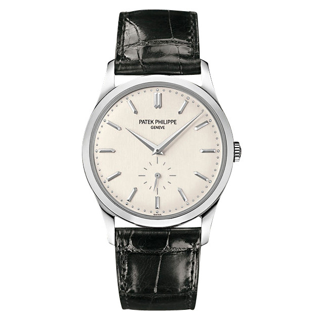 Calatrava White Gold (5196G-001)