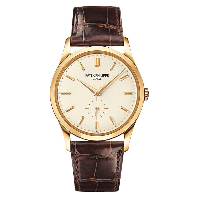 Calatrava Yellow Gold (5196J-001)