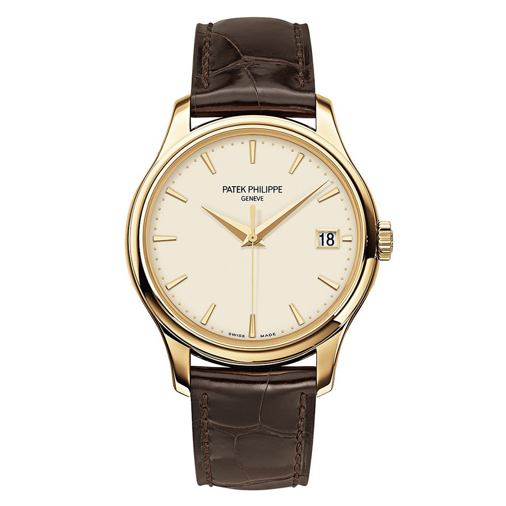 Calatrava Yellow Gold (5227J-001)