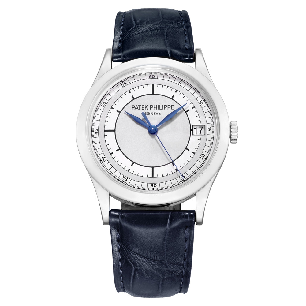 Calatrava White Gold (5296G-001)