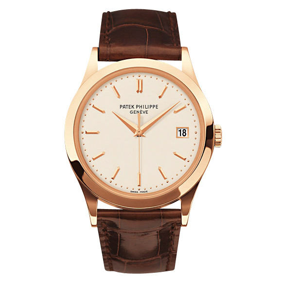 Calatrava Rose Gold (5296R-010)