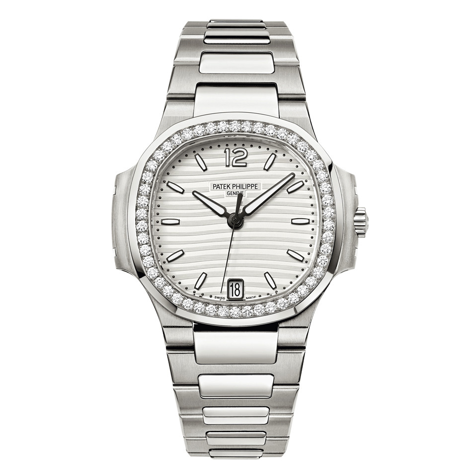 7018 1a 001 patek philippe ladies 39 nautilus for Patek philippe women
