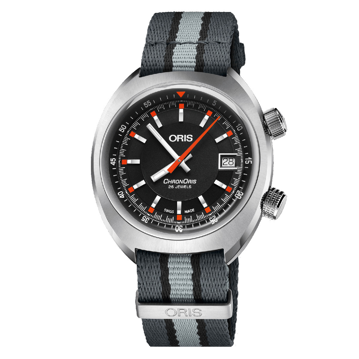 Chronoris Steel (733.7737.4054)