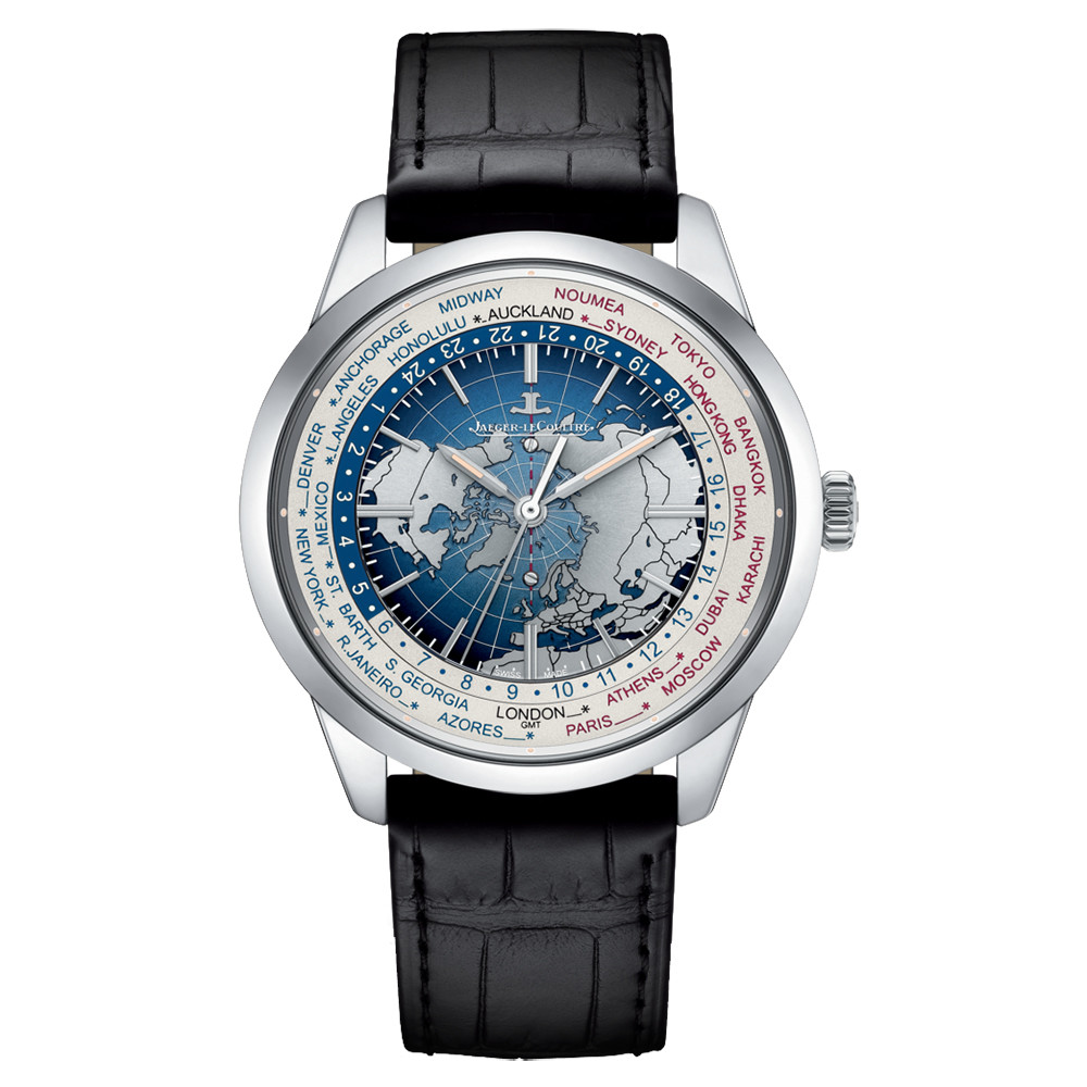Geophysic Universal Time Steel (8108420)