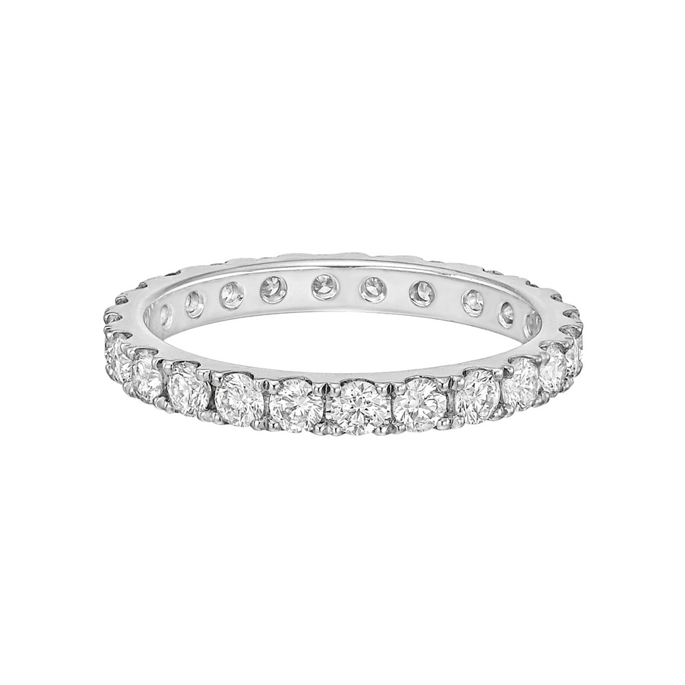 Round Brilliant Diamond Eternity Band (1.15 ct tw)
