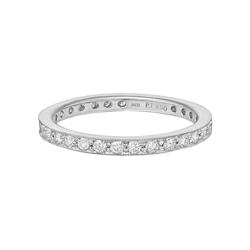 Round Brilliant Diamond Eternity Band (0.66ct tw)